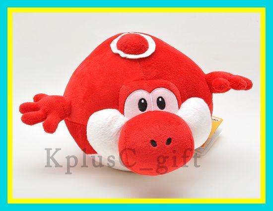 S89 Super Mario Bros Yoshi 10 Plush Doll Red Bubble