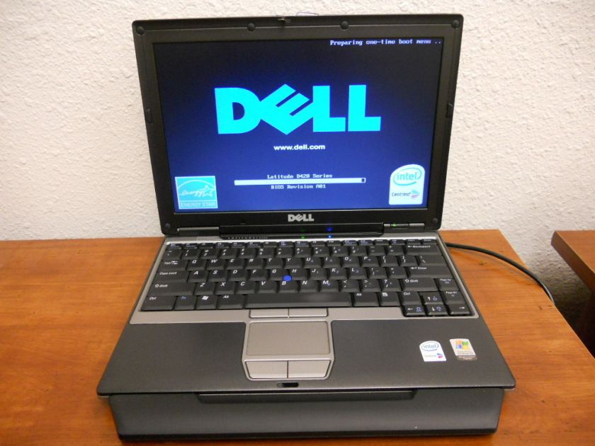 Dell D430 Laptop Notebook Core Solo 1.06GHZ 1gb RAM Good Condition