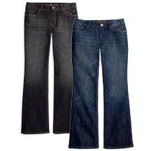 Harley Davidson Women Boot Cut Jean 99024 08VL