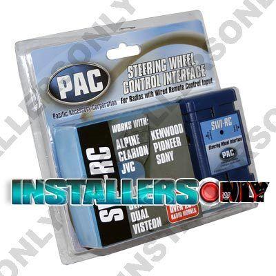 Universal Steering Wheel Adapter Interface PAC SWI RC