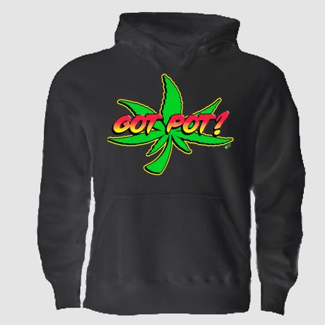 marijuana hoodie weed cannabis high got pot drugs cool
