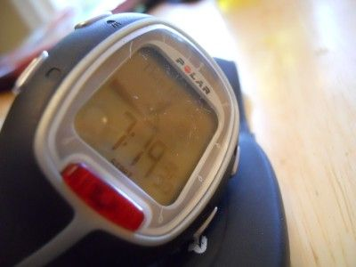 Polar RS200 Heart Rate Monitor and Coded Wearlink